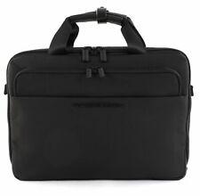 PORSCHE DESIGN Roadster 4.0 Briefbag SHZ Laptoptasche Tasche Black Schwarz
