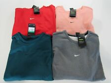Nike Therma Fit Womens Colorblock Crew Sweatshirt BV4970 Nwt