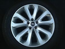 RANGE ROVER 20 INCH HSE WHEELS TIRES RIMS OEM FACTORY GENUINE FACTORY RARE