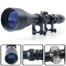 Outdoor 3-9X40 Illuminated Tactical Rifle Scope