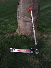 Razor A Kick Scooter - Red, (13003A-Rd) New Except For One Ride/ Original Box