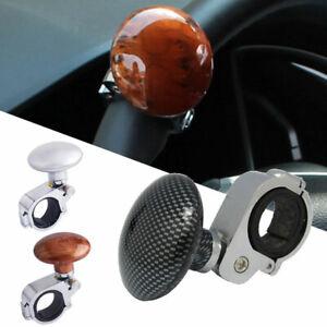 Auto Car Truck Lorry Power Steering Wheel Aid Handle Assist Knob Spinner Ball
