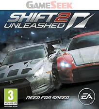 Shift 2 Unleashed-Playstation PS3 nagelneu versandkostenfrei