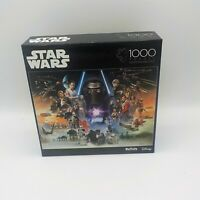 Disney Star Wars If Skywalker Returns The New Jedi Will Rise 1000pc Puzzle