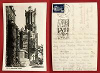 Foto AK DRESDEN LOSCHWITZ Weisser Hirsch 1951 FDGB Landesschule ( 67688