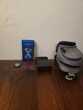 Canon PowerShot ELPH 115 IS 16.0 MP 8x Digital Camera W/Accessories - Blue