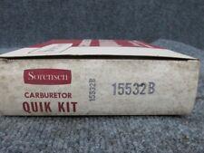 Sorensen Carburetor Kit 15532B Rebuilds Hitachi Carburetor Model DCG-306