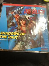 DOG SOLDIER Shadows of The Past Laser Disc  US MANGA JAPAN
