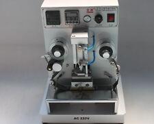Pneumatic Hot Foil Coding Amp Stamping Machine Leather Logo Printer Stamper 220v