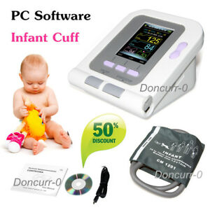 Contec Digital Born/Infant/Pediatric Blood Pressure Monitor Sphygmomanometer SW