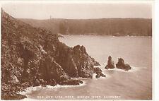 Dog & Lion Rock, Moulin Huet, GUERNSEY, Channel Islands RP