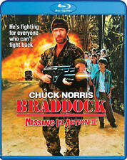 BRADDOCK: MISSING IN ACTION III BLU-RAY - SINGLE DISC EDITION - NEW UNOPENED