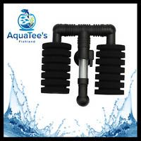 Biochemical Aquarium Filter Fish Tank Air Pump Super Sponge Filter Double Sponge