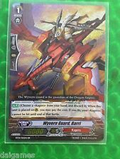 Cardfight Vanguard English BT01/015EN RR Wyvern Guard, Barri