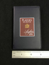 Vintage Players Lights 25's Cigarette Advertising Lotto Personal Computer