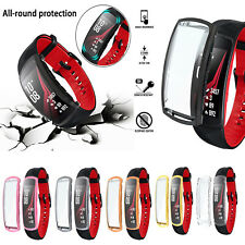 All-Around TPU Case Soft Protective Cover for Samsung gear fit 2pro R360 case