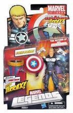"CAPTAIN AMERICA / STEVE ROGERS ( 6"" ) MARVEL LEGENDS ( TERRAX ) ACTION FIGURE #1"