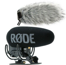 Rode Videomic pro plus Camera Microphone + Keepdrum Windprotector WS03