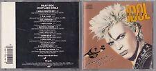 BILLY IDOL - WHIPLASH SMILE CD 1986 WEST GERMANY EARLY PRESS VK 41514