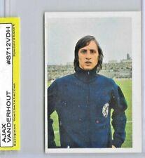 1971 JOHAN CRUYFF - AJAX Voetbalsterren Vanderhout / PERFECT STATE