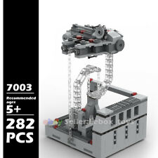 Building Blocks Star War Millennium Falcon Tensegrity Balance Bricks Gifts Toys
