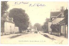 CPA 21 - GENLIS (Côte d'Or) - Rue de la Monnaie - L. V., édit. - Dos non divisé