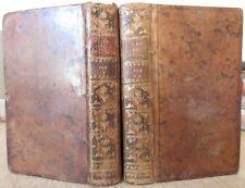 GREGORIO LETI LA VIE DU PAPE SIXTE V 1758 COMPLET DES 2 VOL. & 17 GRAVURES ROME