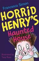 Horrid Henry's Haunted House by Francesca Simon, Good Used Book (Paperback) Fast