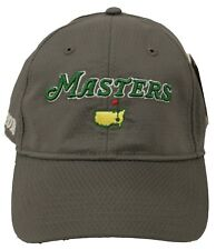 2018 Dated Masters Performance Hat, Date On Side, Charcoal, New with Tags