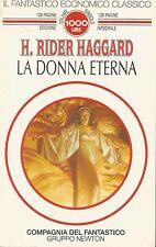Il fantastico economico n. 9 H. Rider Haggard - La donna eterna