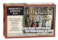 Magnetic Poetry Kit - Dickens