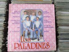 LOS PALADINES POR SI REGRESAS PROMO SEALED MEXICAN LP GRUPERO BOLERO