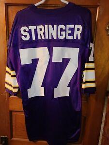 Korey Stringer STARTER Minnesota Vikings Authentic Jersey