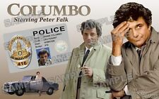 A Columbo Print of Peter Falk in his most famous role.