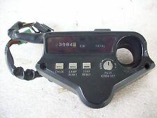 Honda VF 750 S RC07 Cockpit Instrumente Tripmaster Kontrollleuchten Uhr