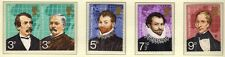 GB 1973 British Explorers SG 923-927 MNH Mint