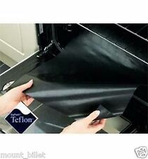 "2 LARGE Teflon Oven or Pan Liner Baking Mat 17"" x 25"" Thanksgiving Christmas"