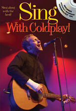 """Sing with """"Coldplay"""",,New Book mon0000032430"""