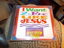 VINEYARD CHILDREN'S WORSHIP MUSIC CD I WANT 2 BE LIKE JESUS