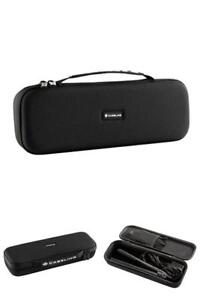 Hard Case For Flat Iron. With Mesh Pocket. By Accessories Covers Hair Straighten