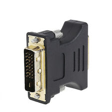 DVI-D 24+1 Male to DVI-I 24+5 Pin Female Adapter Converter
