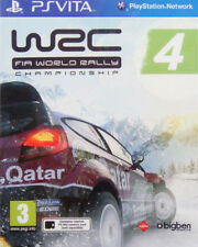 WRC 4 WORLD RALLY CHAMPIONSHIP Playstation Vita PSVITA Video Game UK Release New