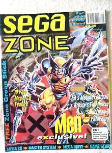 60130 Issue 07 Sega Zone Magazine 1993