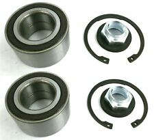FORD TRANSIT CONNECT 2009-2013 FRONT WHEEL BEARING LEFT & RIGHT PAIR