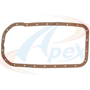 Engine Oil Pan Gasket Set Apex Automobile Parts AOP402