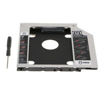 "2.5"" 9.0mm SATA SSD HDD Hard Drive Caddy for CD/DVD-ROM Optical Bay"