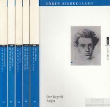 Werke: Kierkegaard, Sören