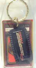 New CHEVROLET Logo Keychain ~ TEAM MONTE CARLO ~ Ancien Porte-Cle Neuf ~ NWT~USA