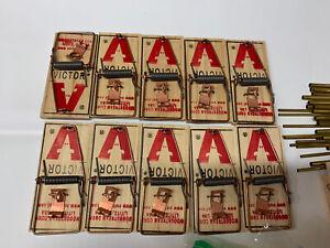 DOC FIZZIX Little Moe Mousetrap Car 10 pack kit set