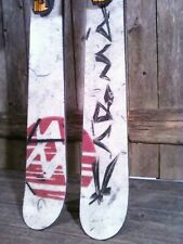 New listing Volkl Karma Skis 177 cm W/ Marker Titanium 12 Bindings. 2006 year